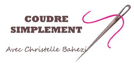 Coudre simplement avec Christelle Bahezi